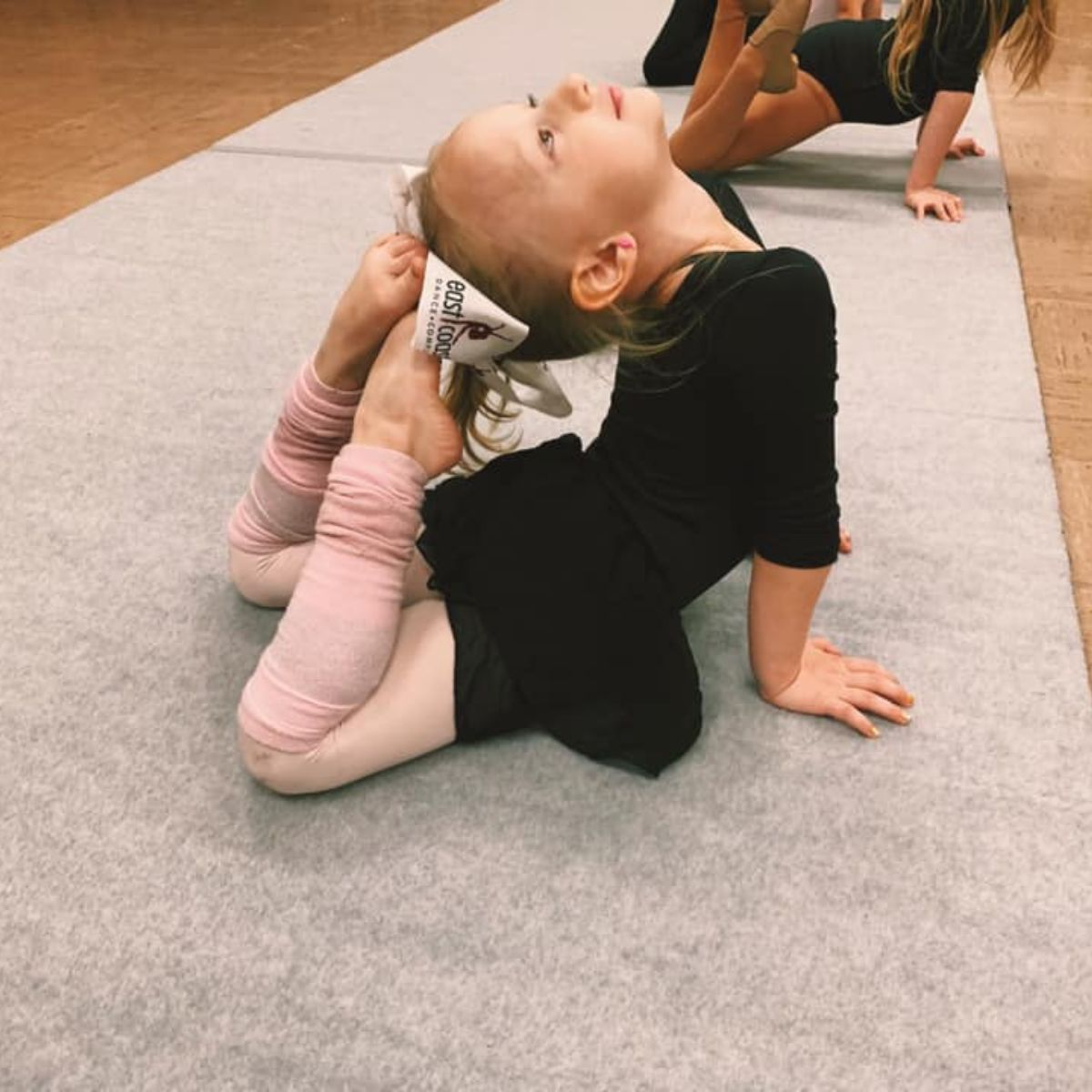 acro classes for kids
